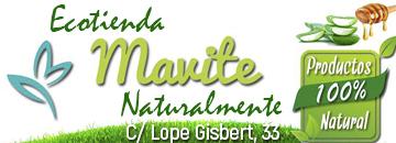 Logo Ecotienda Mavite Lorca